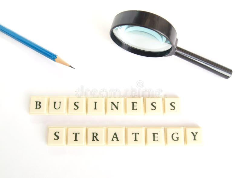 pojęcie biznesowa strategia zdjęcie royalty free