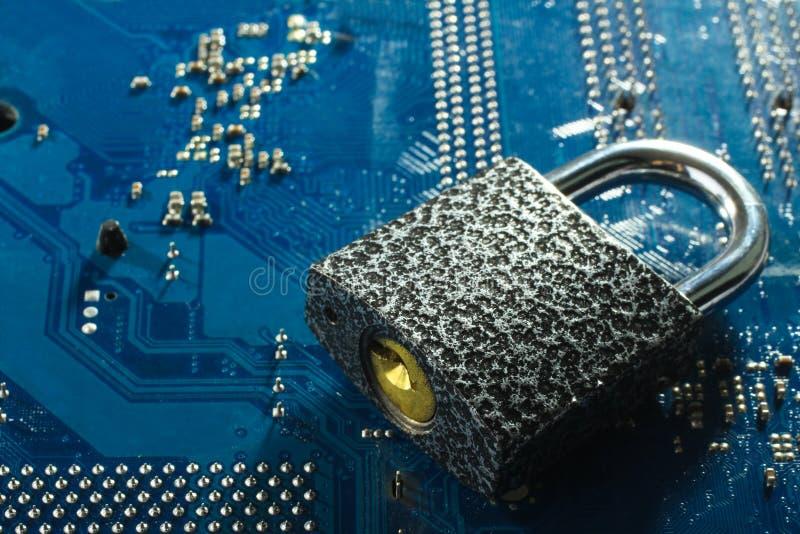 pojęcie cyber ochrona zdjęcia royalty free