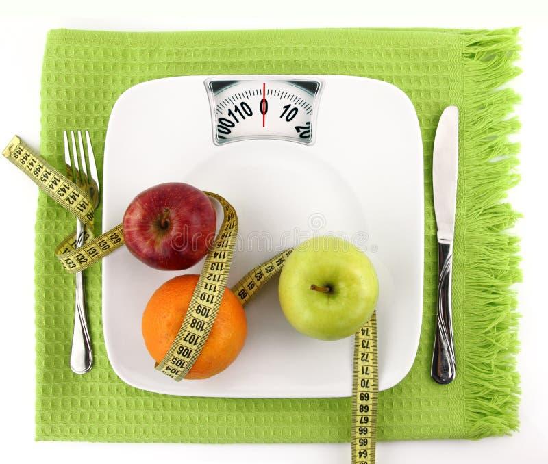 pojęcie dieta zdjęcie stock