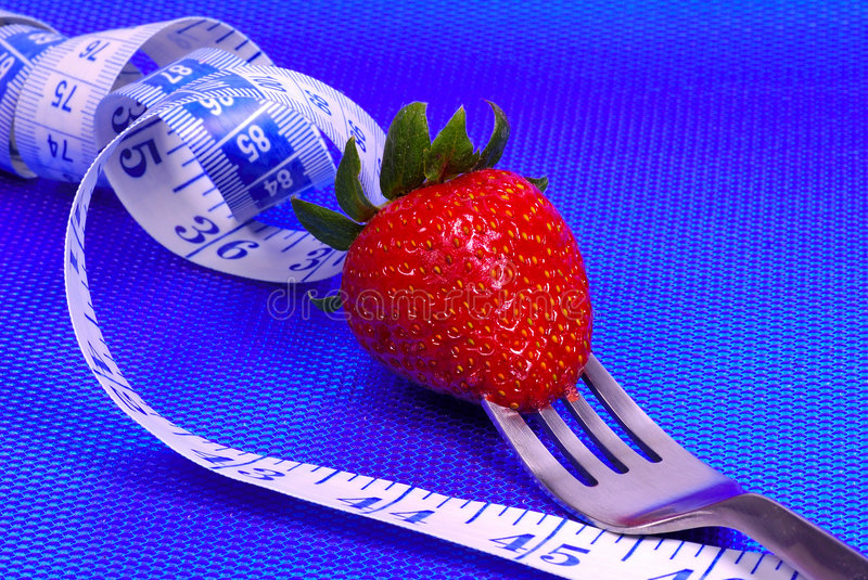 pojęcie diety obrazy stock