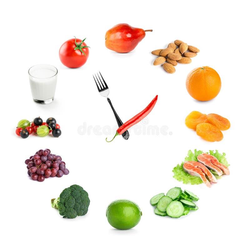 pojęcie diety obraz royalty free