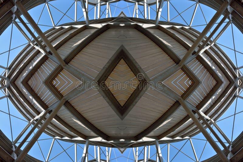 Pojęcie dla drewno struktury ilustracja wektor