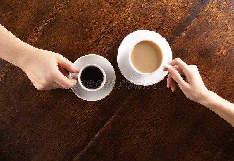pojęcie kawowa miłość obrazy royalty free