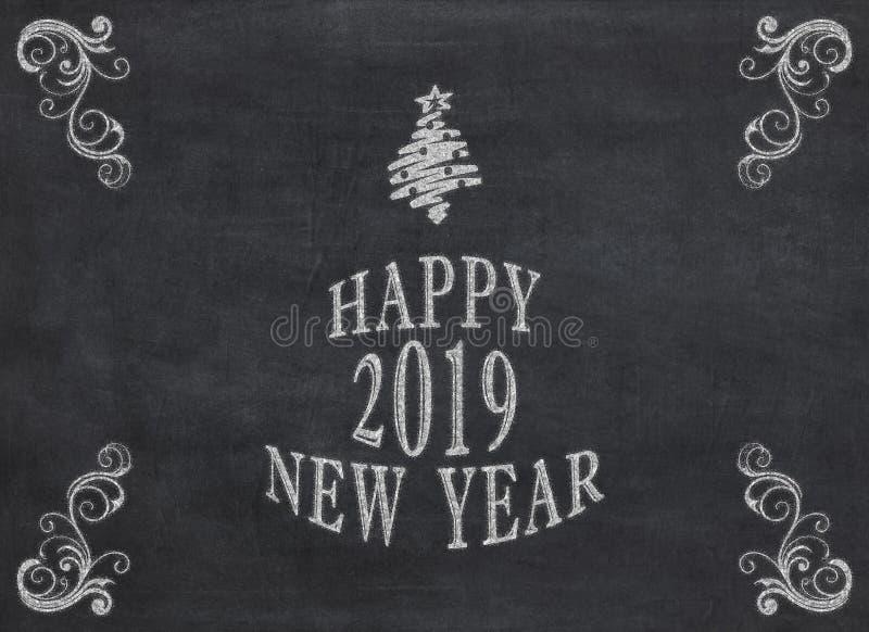 Pojęcie nowego roku postanowienia fading, być wymazujący lub spadać oddzielnie, zapominający - biel kreda pisze na blackboard zdjęcie royalty free