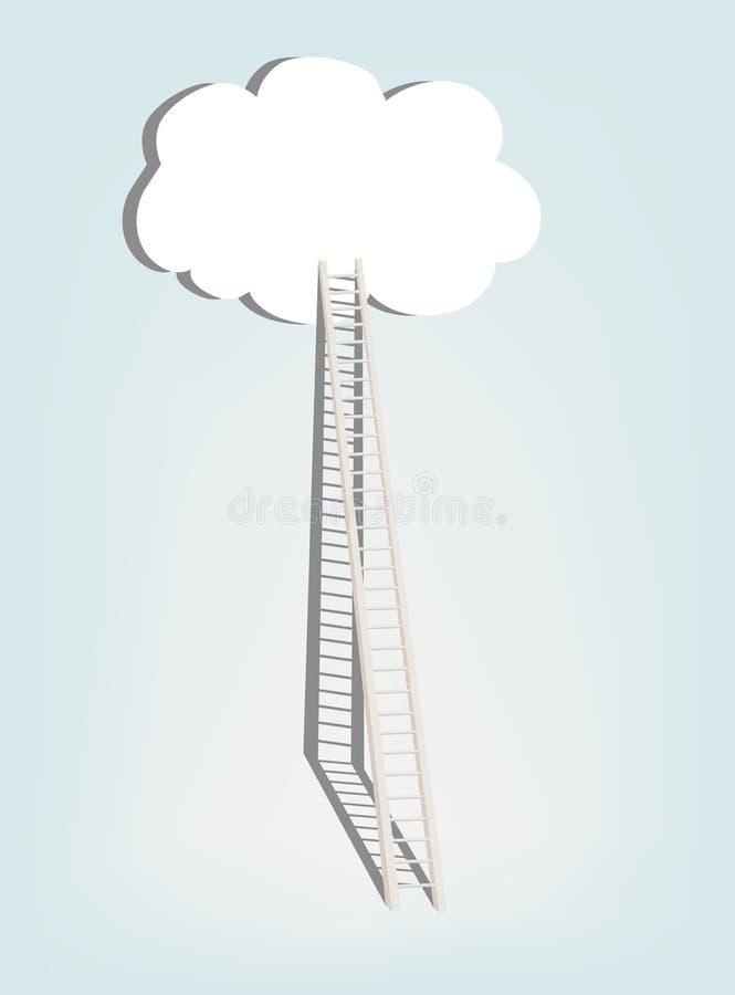 Pojęcie o pomysle i kreatywnie ilustracja wektor