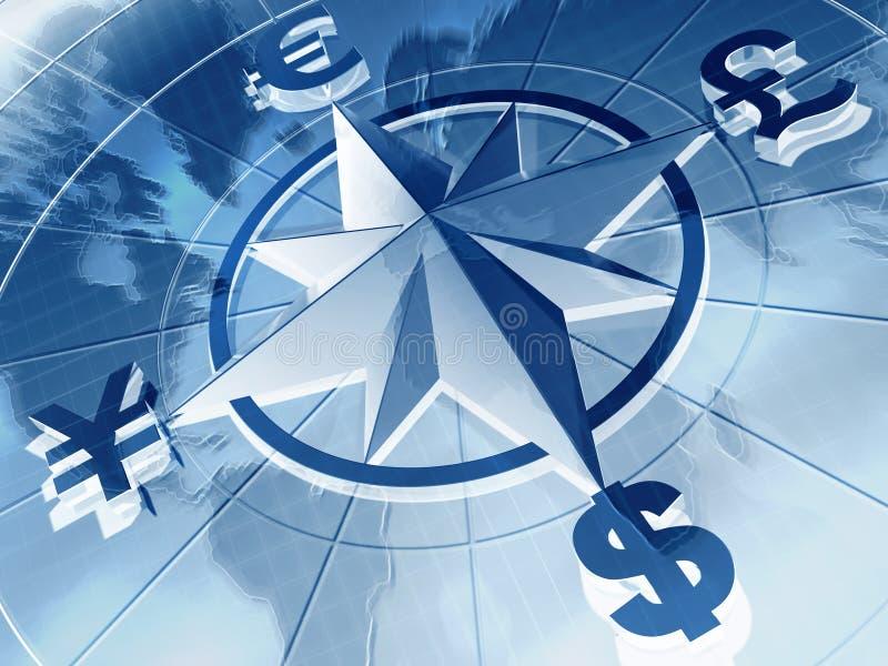 pojęcie pieniądze ilustracja wektor