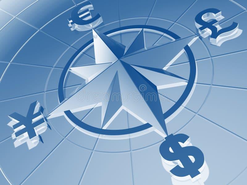 pojęcie pieniądze ilustracji