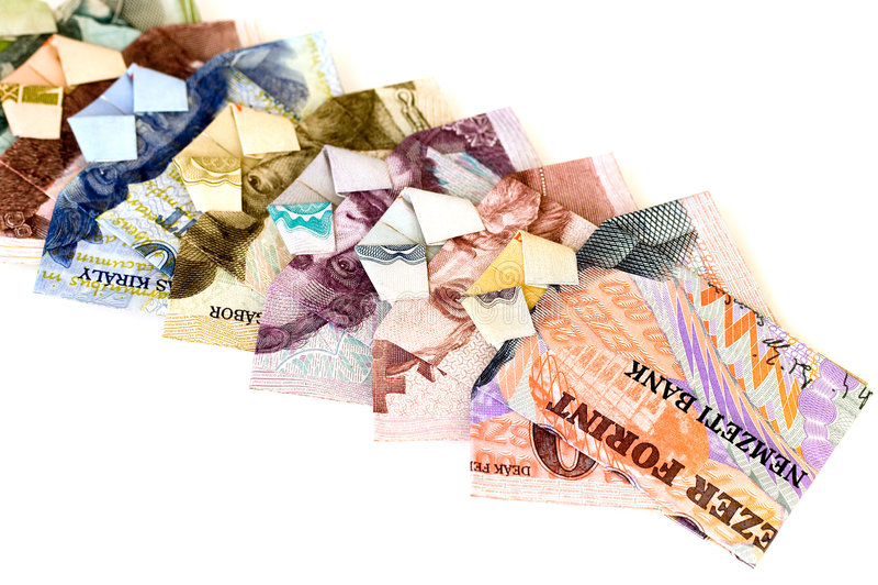 pojęcie pieniądze obrazy stock
