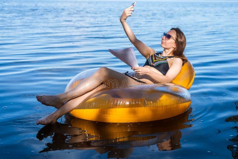 Pojęcie praca na wakacje zdjęcie stock