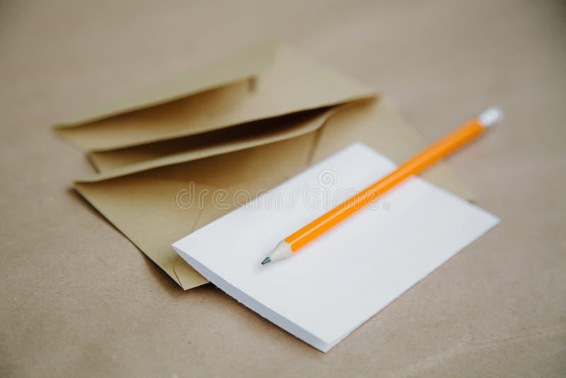 Pojęcie rocznika zaproszenie ślub wydarzenie lub, list miłosny zdjęcie royalty free