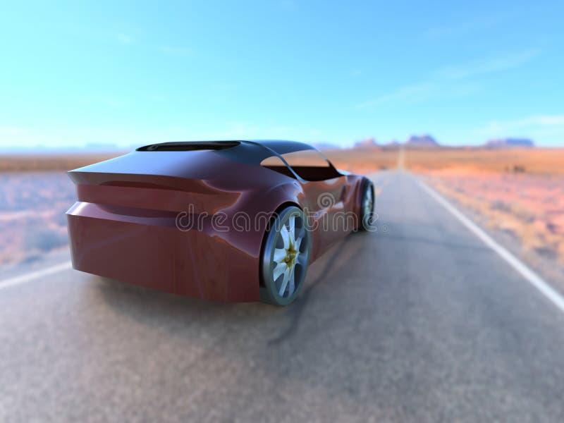Pojęcie samochód 3 zdjęcie royalty free