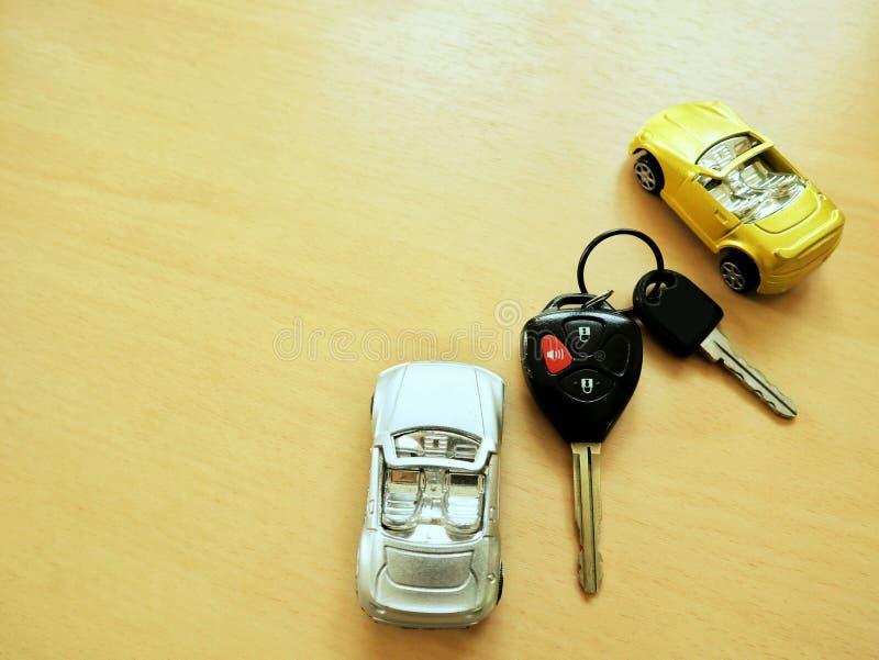 Pojęcie wynajmu i sprzedaży samochodów obraz royalty free