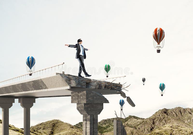Poj?cie chowani ryzyko i niebezpiecze?stwa obraz royalty free