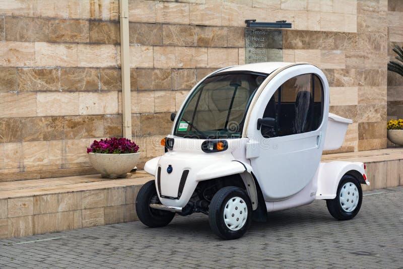 pojazd elektryczny obrazy stock