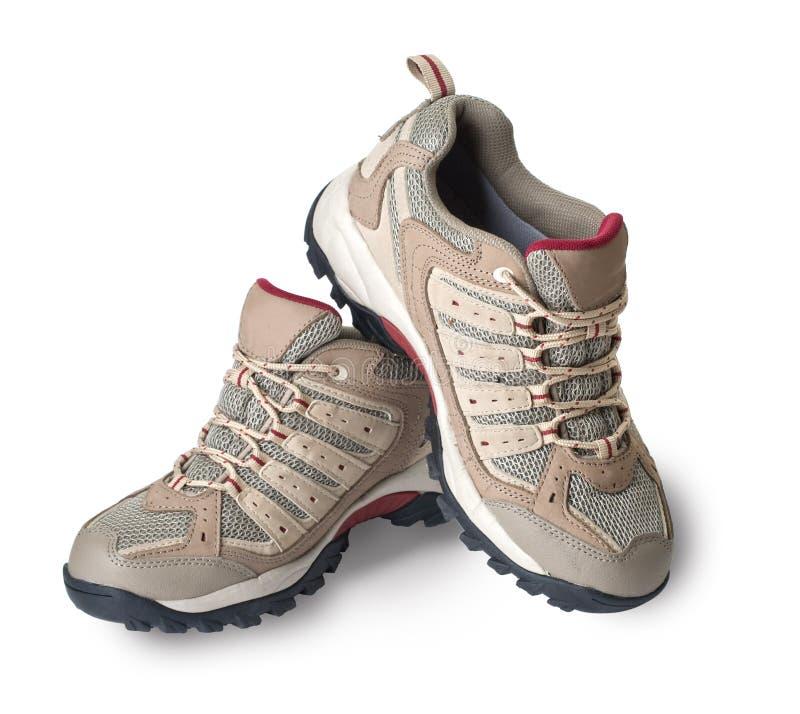 pojedynczy buty sportowe obraz royalty free