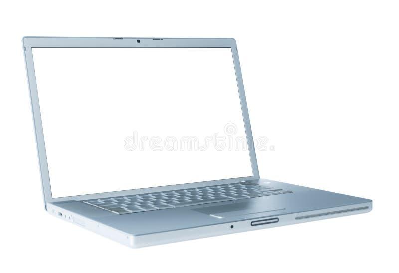 pojedynczy laptop ilustracji