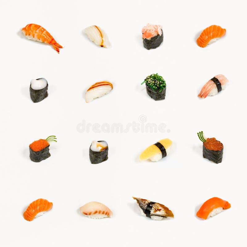 pojedynczy sushi obrazy stock