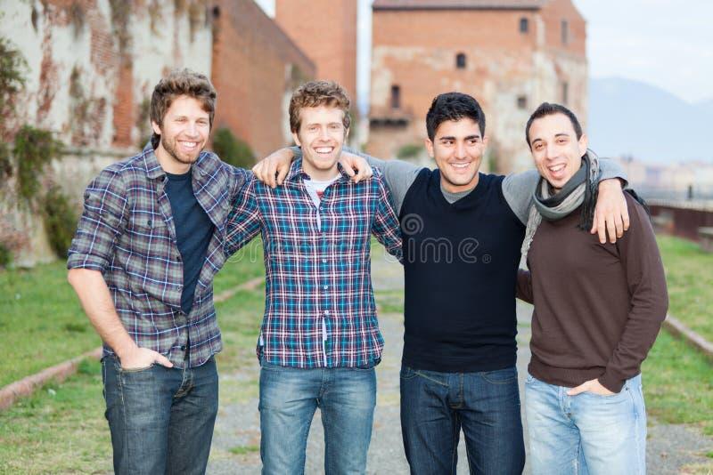 pojkar royaltyfri foto