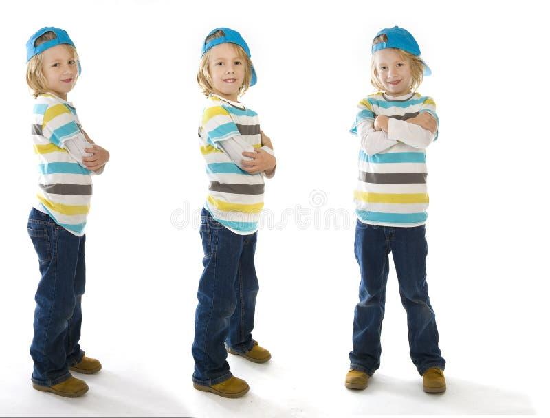 pojke arkivbilder