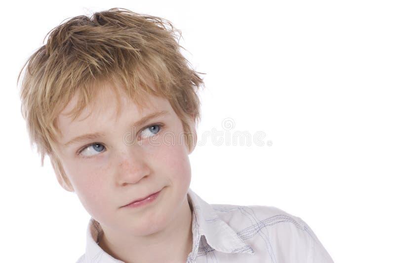 pojke royaltyfri fotografi