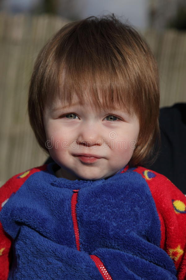 pojkebarn royaltyfria bilder