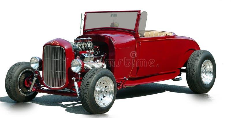 pojkebil 1930 klassiskt högt s royaltyfri foto