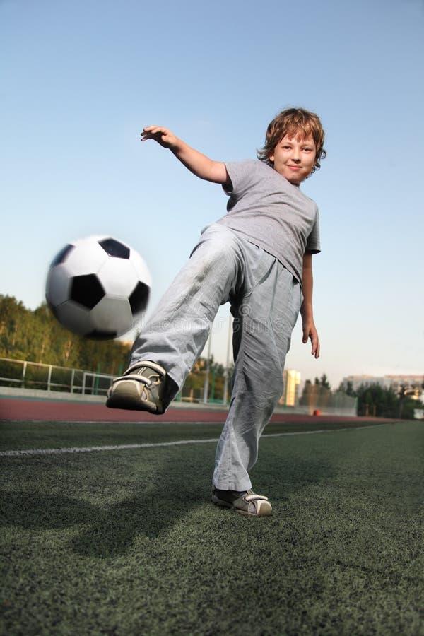 Pojkespelrumfotboll