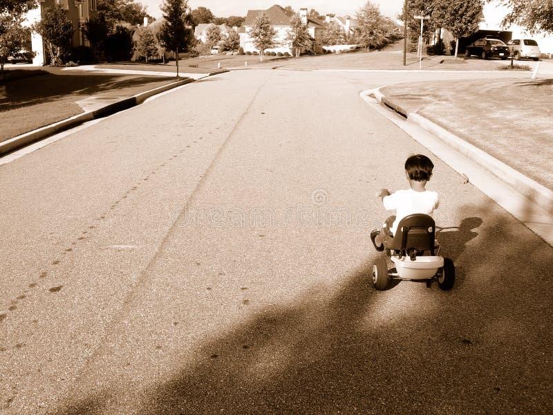 Pojketrehjuling