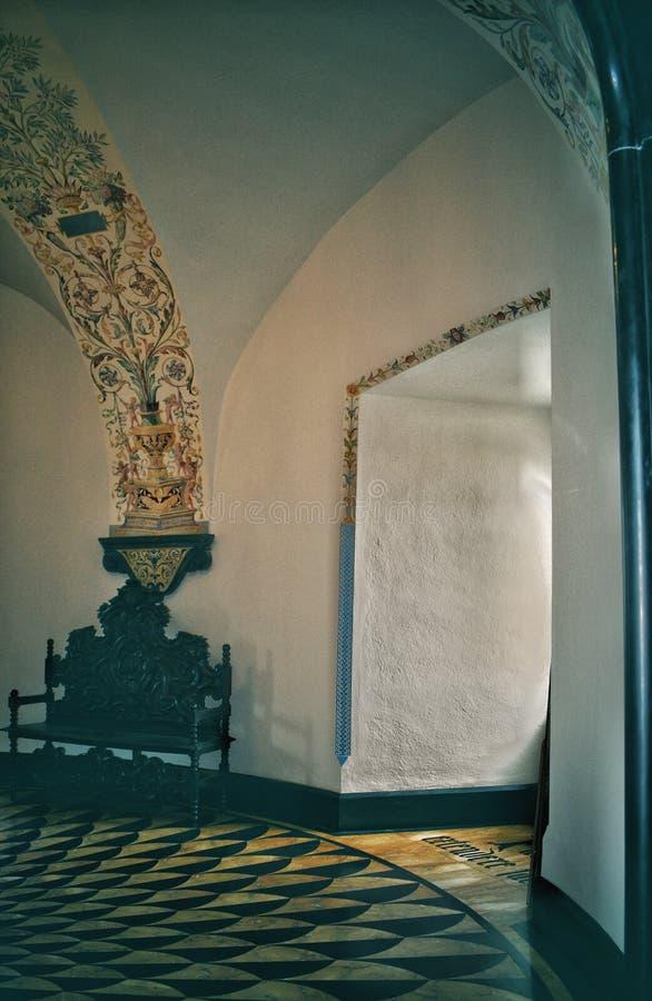 Pokój obrazy royalty free