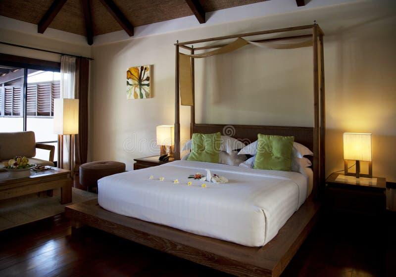 Pokój hotelowy w kurorcie w Tajlandia zdjęcie royalty free
