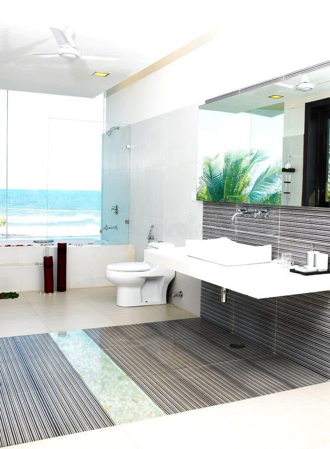 pokój kąpielowy. fotografia stock