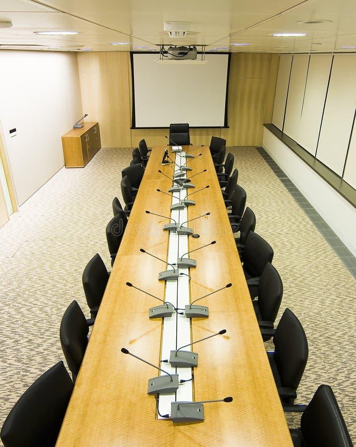 pokój konferencji obrazy royalty free
