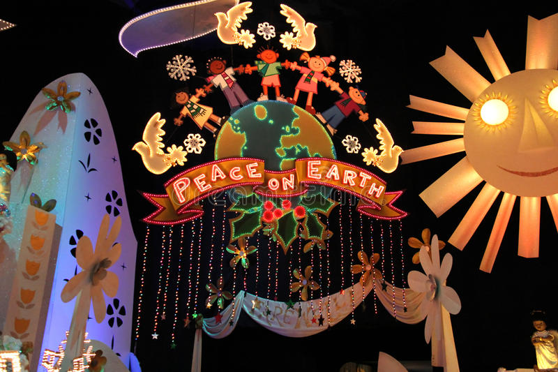 Pokój na ziemi zdjęcia royalty free