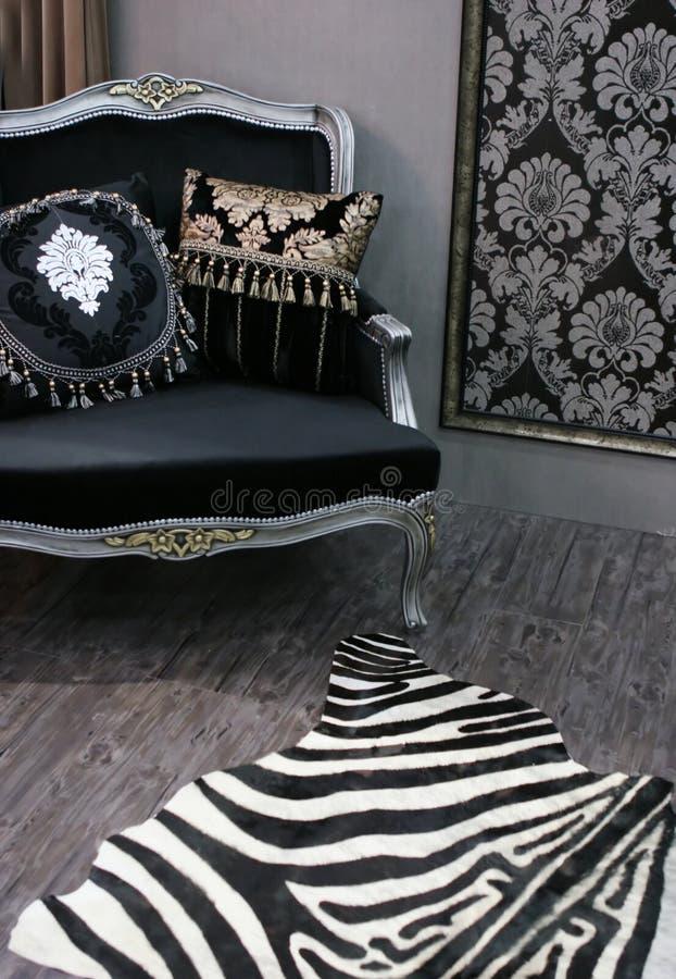 pokój w domu modna zdjęcia royalty free