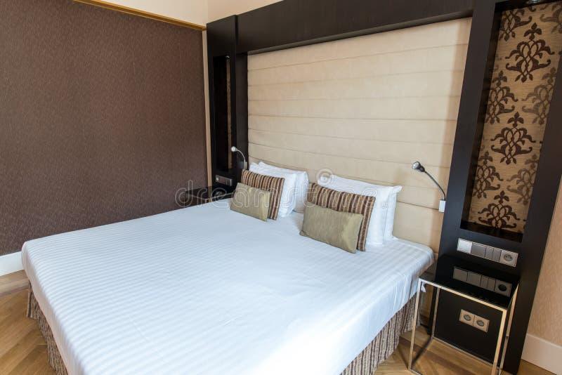 Pokój w Eurostars Thalia hotelu fotografia stock