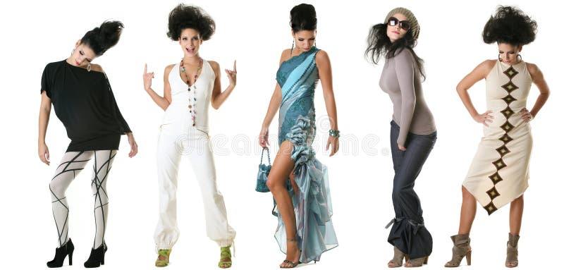 pokaz mody zdjęcia royalty free