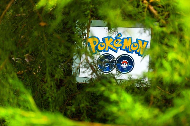 pokemon imagen de archivo libre de regalías