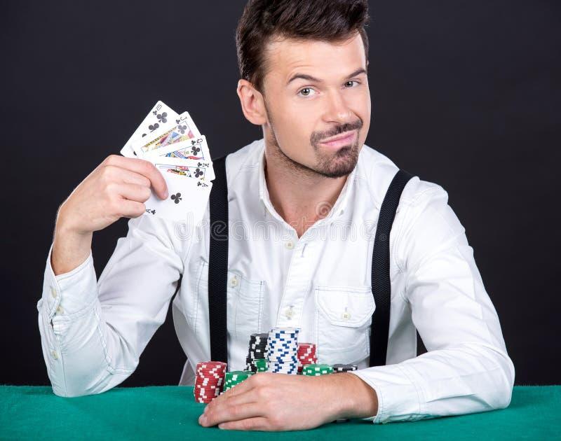 poker imagem de stock