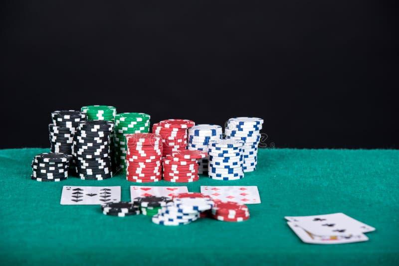 poker imagens de stock royalty free