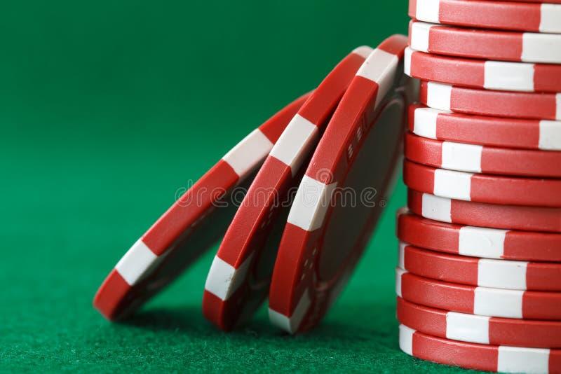 Download Poker chips stock image. Image of gambler, entertainment - 21966447