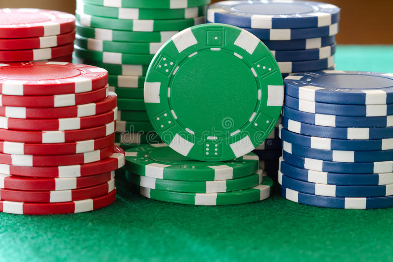 Download Poker chips stock image. Image of color, closeup, finance - 21966567