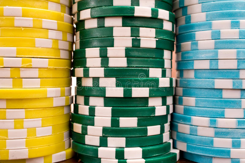 Download Poker Chips stock photo. Image of chips, white, wager - 22043056
