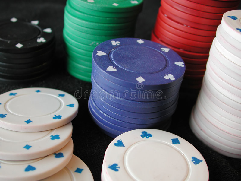 Download Poker chips stock photo. Image of composite, pile, atlanta - 461494