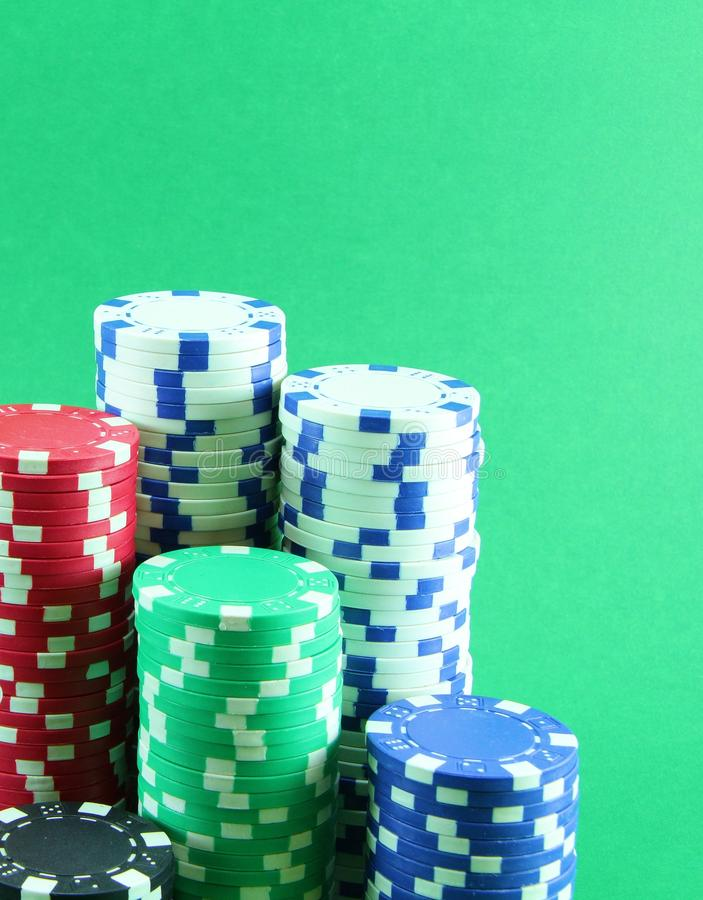 Download Poker chips stock photo. Image of deal, cash, kings, casino - 38477420