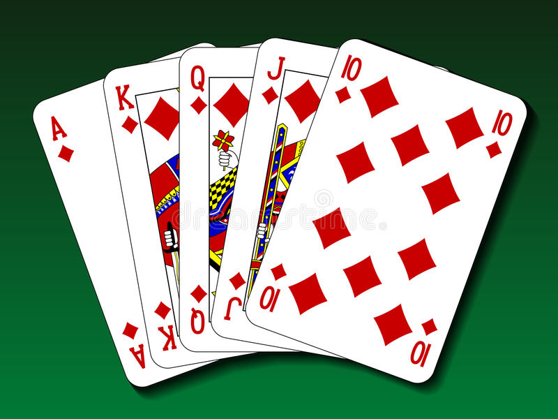 What hand beats a royal flush in poker