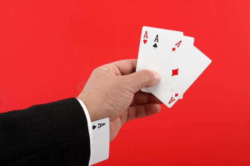 Download Poker player cheating stock image. Image of strategy - 16366369