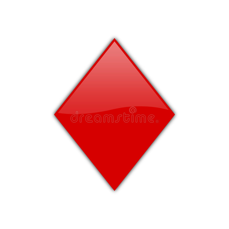 Poker Symbol,Isolated [04] stock photography
