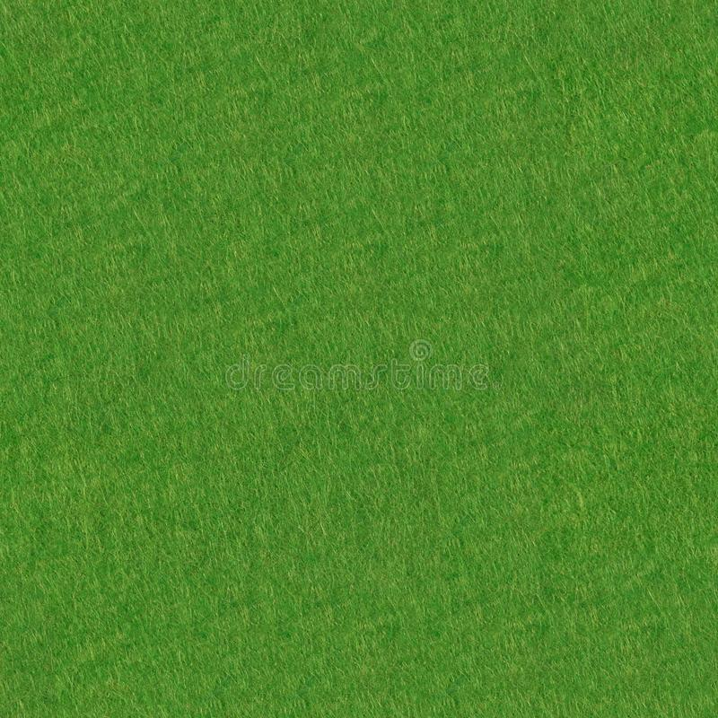 Poker table felt background in green color. Seamless square texture, tile ready. High resolution photo stock photo