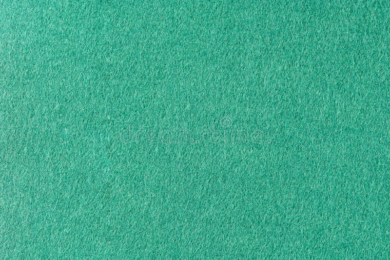 Poker table surface stock image