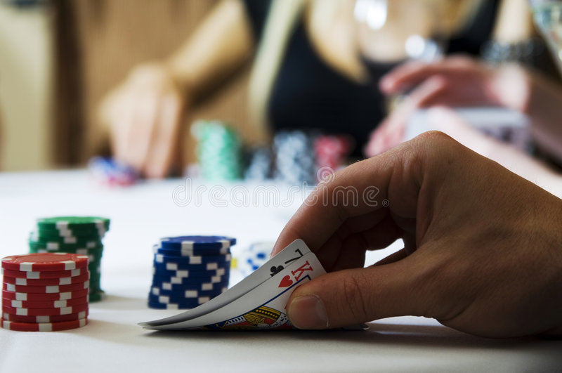 Download Poker tension stock image. Image of cheat, group, friends - 719587